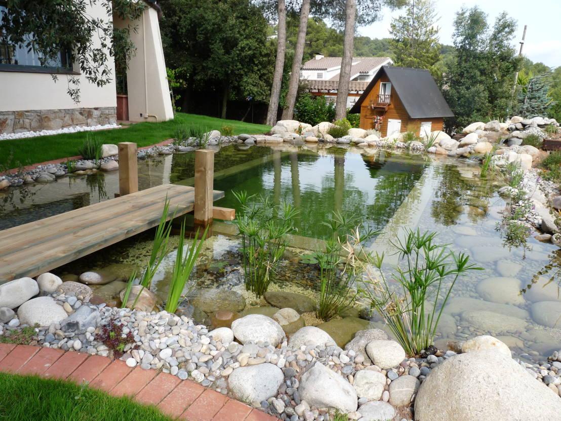 como construir una piscina natural paso a paso y muy On como hacer una piscina natural paso a paso