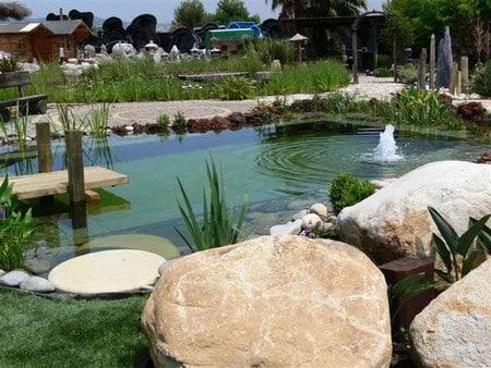 Como construir una piscina natural paso a paso y muy for Como hacer una piscina natural en casa