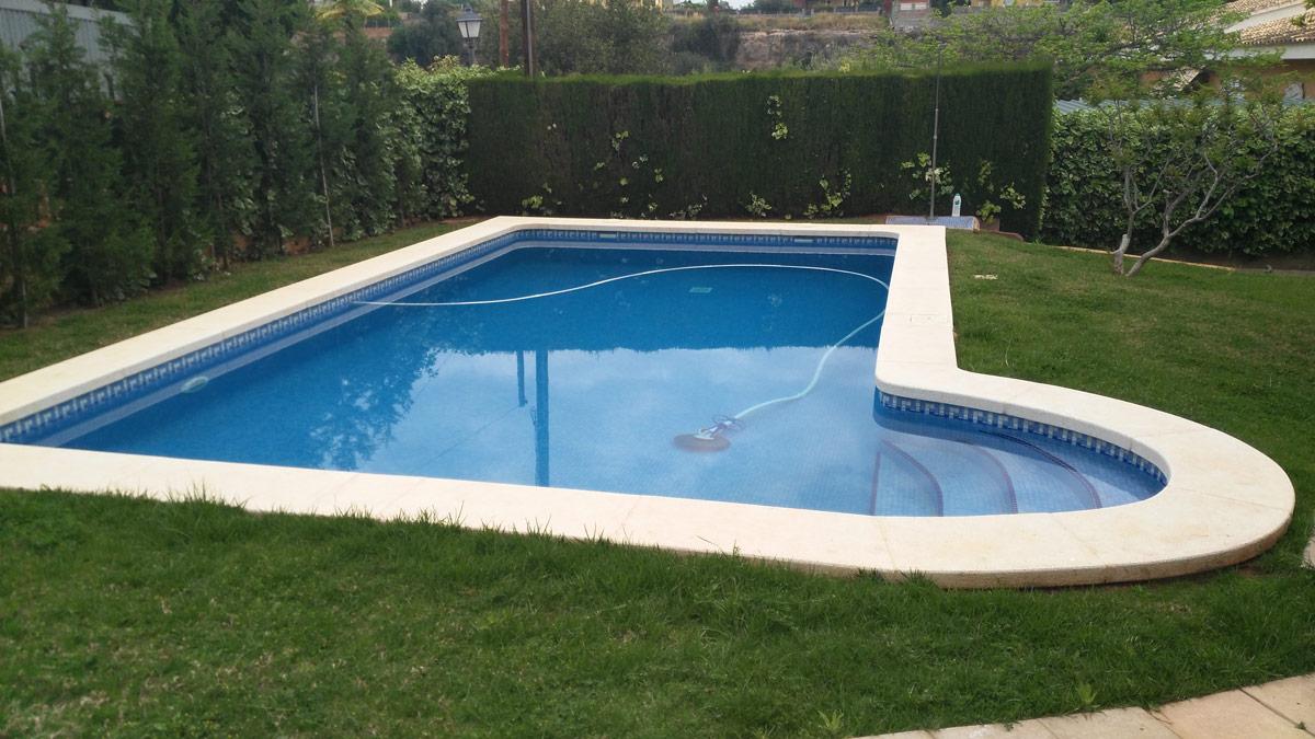 Como hacer una pileta de hormigon armado muy facilmente - Como construir piscina ...