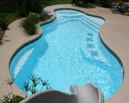Como hacer una pileta de hormigon armado muy facilmente for Formas de piscinas