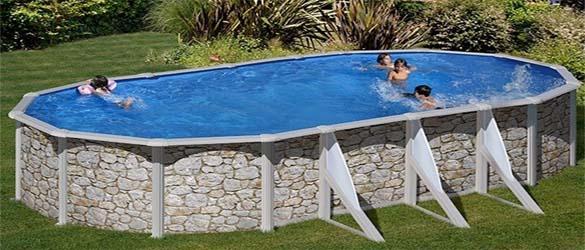 Como hacer una piscina casera de lona muy facilmente - Como construir piscina ...