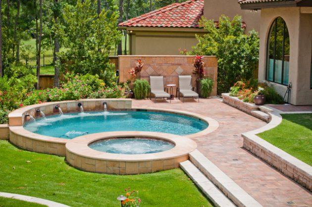 Como hacer una piscina con poco dinero y mantenerla - Como construir piscina ...