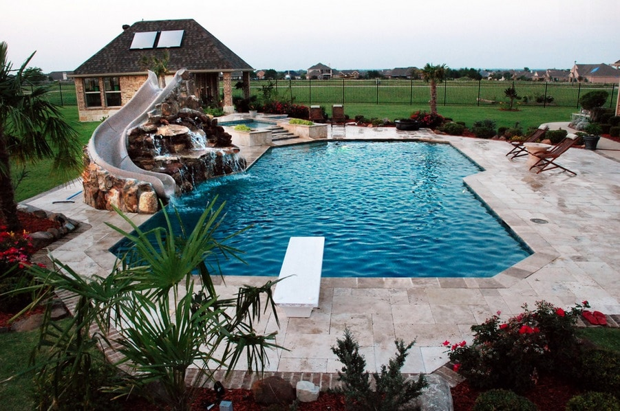Como hacer una piscina de hormig n en pasos sencillos for Como hacer una piscina