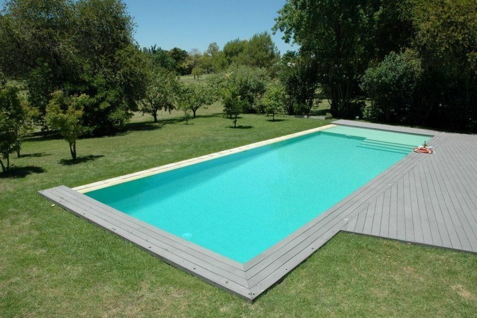 Como hacer pileta de nataci n paso a paso sencillo for Suministros para piscinas