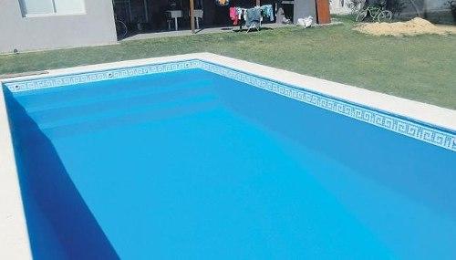 Como hacer pileta de nataci n paso a paso sencillo - Como se hace una piscina ...
