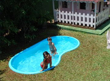 Como hacer una piscina para ni os en casa facilmente for Piscinas de plastico para ninos