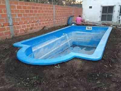 Como hacer una piscina para ni os en casa facilmente for Piscinas en poco espacio