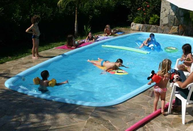 Como hacer una piscina para ni os en casa facilmente for Como hacer una piscina
