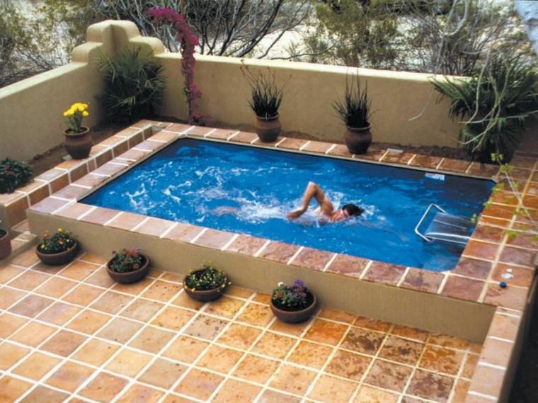 Como hacer una piscina para ni os en casa facilmente - Como construir piscina ...