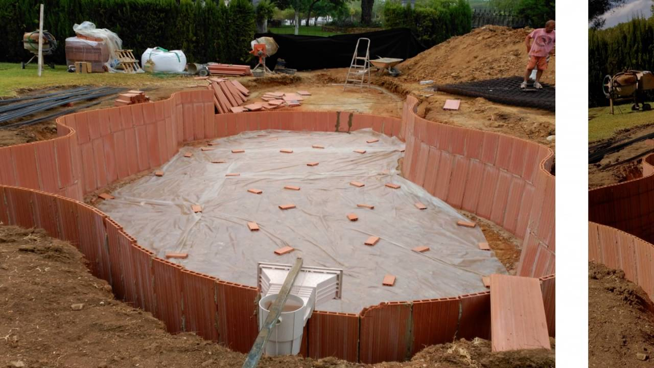 Como construir piscina de arena es posible for Materiales para una piscina de hormigon