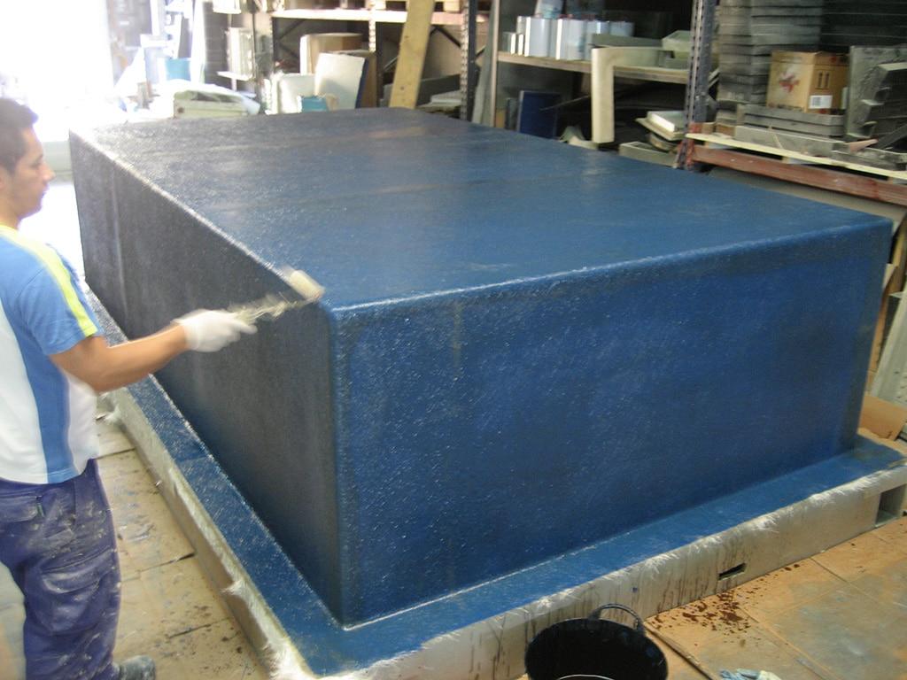 Como hacer una pileta de fibra de vidrio - Como construir piscina ...