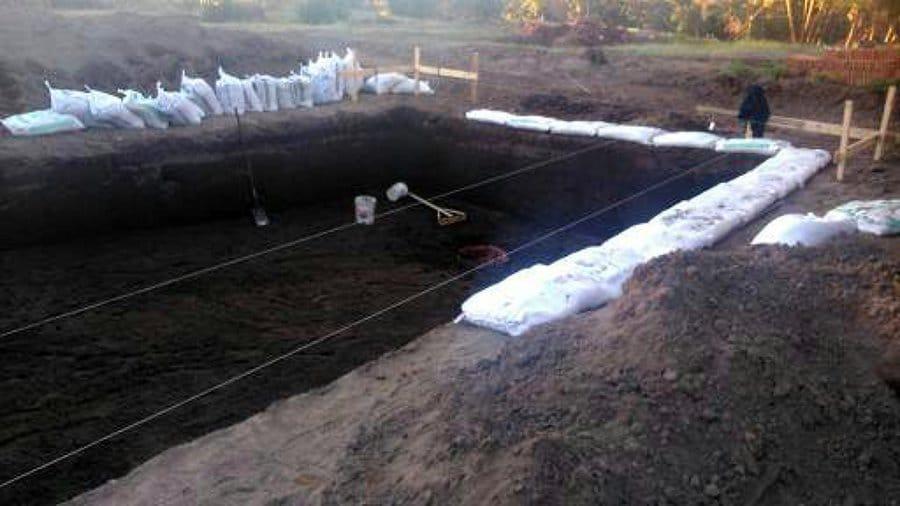 Como hacer una piscina de cemento paso a paso sencillo Construir una pileta de ladrillos