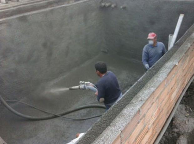 Como hacer una piscina de cemento paso a paso sencillo for Como construir una pileta de hormigon