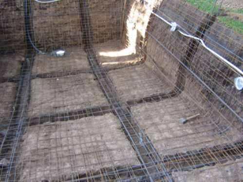 Como hacer una piscina de cemento paso a paso sencillo for Costo de construir una piscina