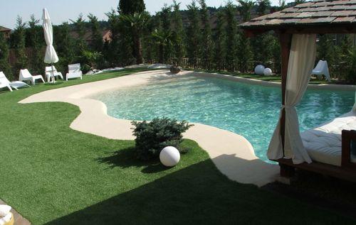 Como hacer una piscina en el jardin paso por paso Piscinas para tilapias