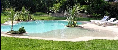 Como hacer una piscina en el jardin paso por paso for Como evitar que salga hierba en el jardin