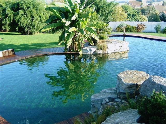 Como hacer una piscina natural incre blemente f cil for Como saber por donde pierde una piscina
