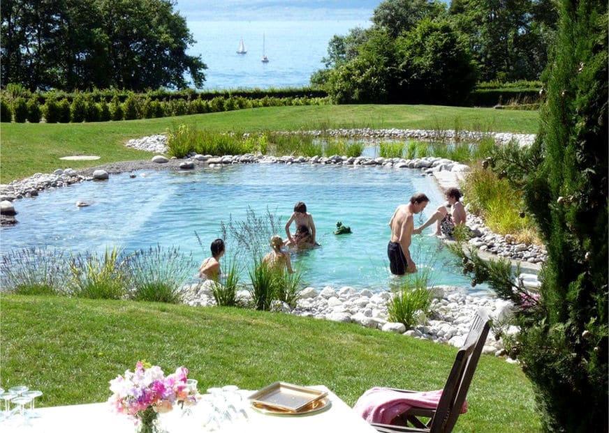Como hacer una piscina natural en casa for Hacer una piscina en casa