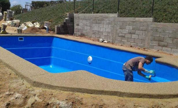 Como construir una piscina awesome como hacer una piscina for Como disenar una piscina