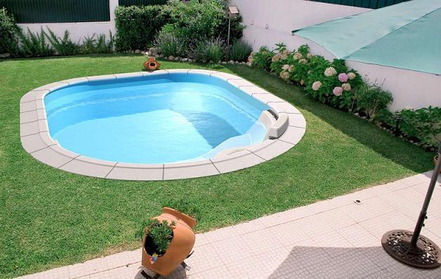 Como hacer una piscina peque a paso a paso muy acogedora for Hacer una piscina en casa