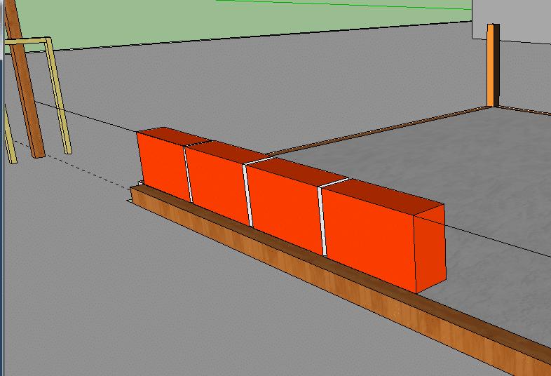 Como hacer pileta de ladrillos en simples pasos rapidamente for Como hacer una piscina de concreto