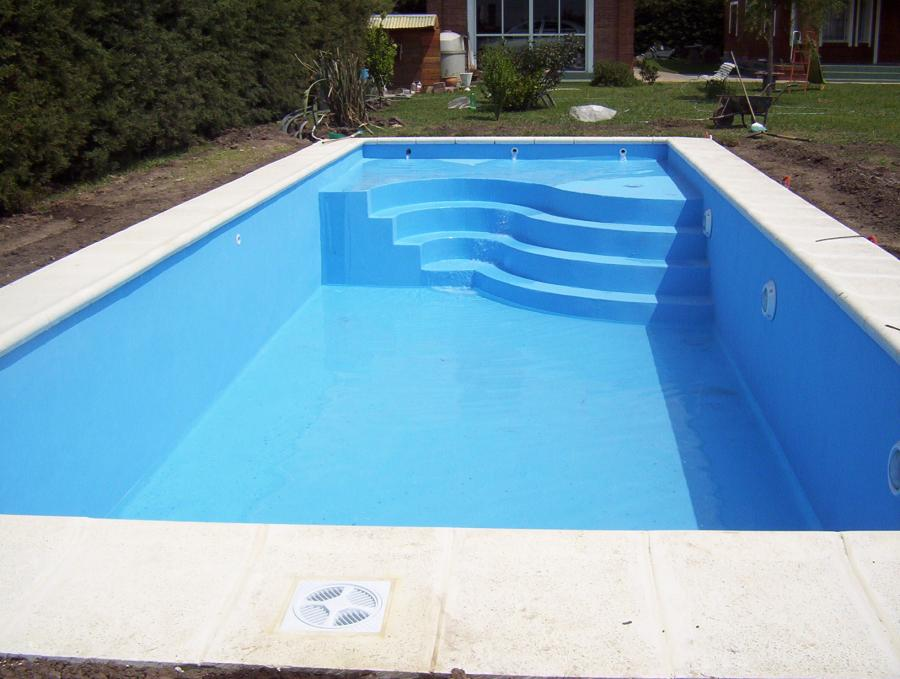Como construir piscina de hormigon for Piscinas cemento construccion