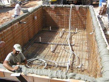 Como hacer una piscina peque a paso a paso muy acogedora - Como construir piscina ...