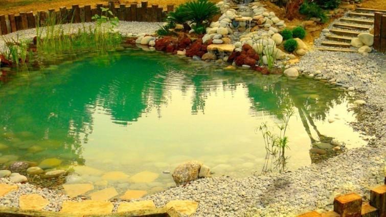 Como hacer una piscina ecol gica paso a paso sencillo for Construir piscina natural ecologica