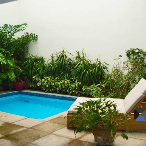 Como hacer una piscina peque a en casa en sencillos pasos for Como se construye una piscina