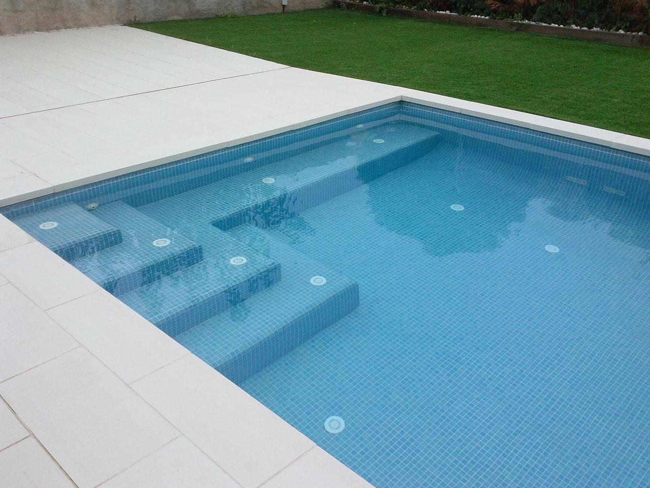 Como hacer piscina de cemento proyectado - Como limpiar el fondo de una piscina ...