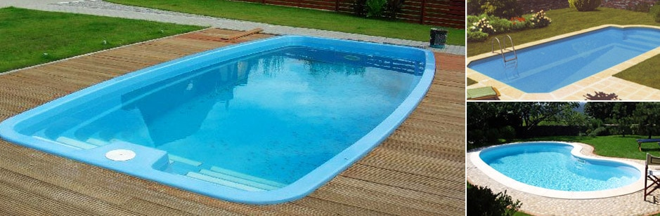 Como hacer una piscina con material reciclable for Material piscina