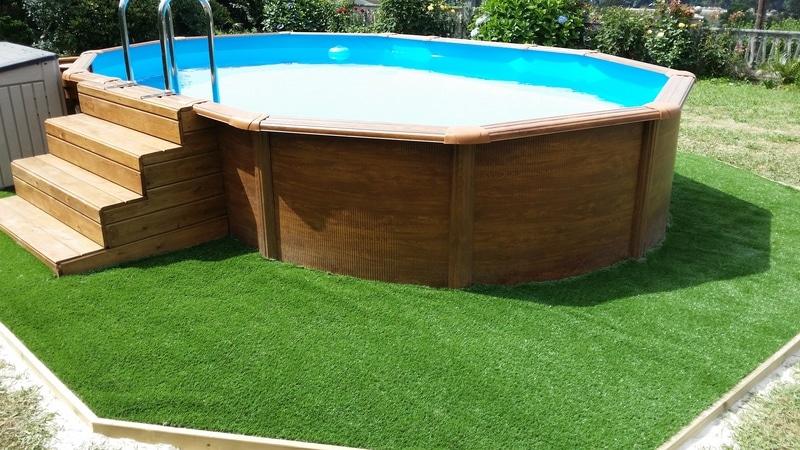 Como hacer piscina casera for Costo de construir una piscina