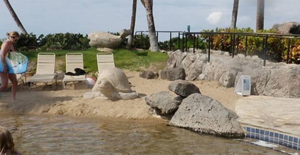 como hacer piscinas de arena