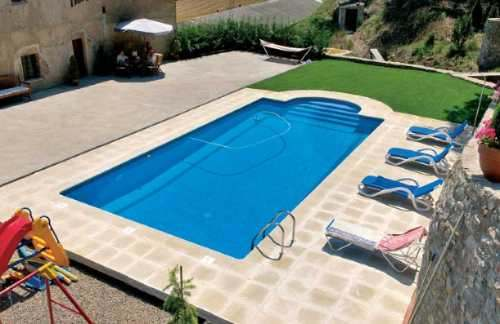 Como hacer una piscina con bloques de hormig n for Manual construccion de piscinas