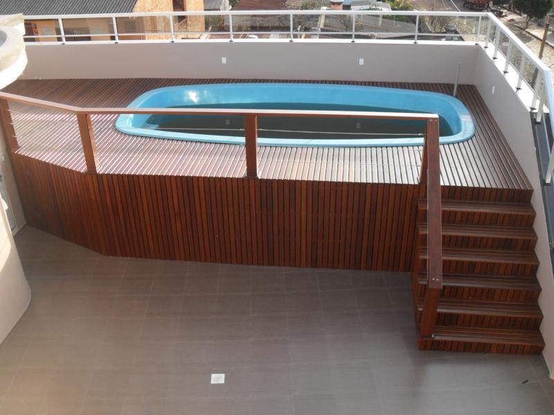 Como hacer piscina de obra elevada for Construir alberca en azotea