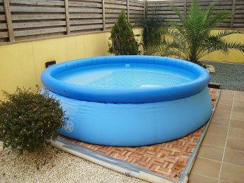 Como hacer una piscina barata desmontable for Como hacer una piscina para tilapias