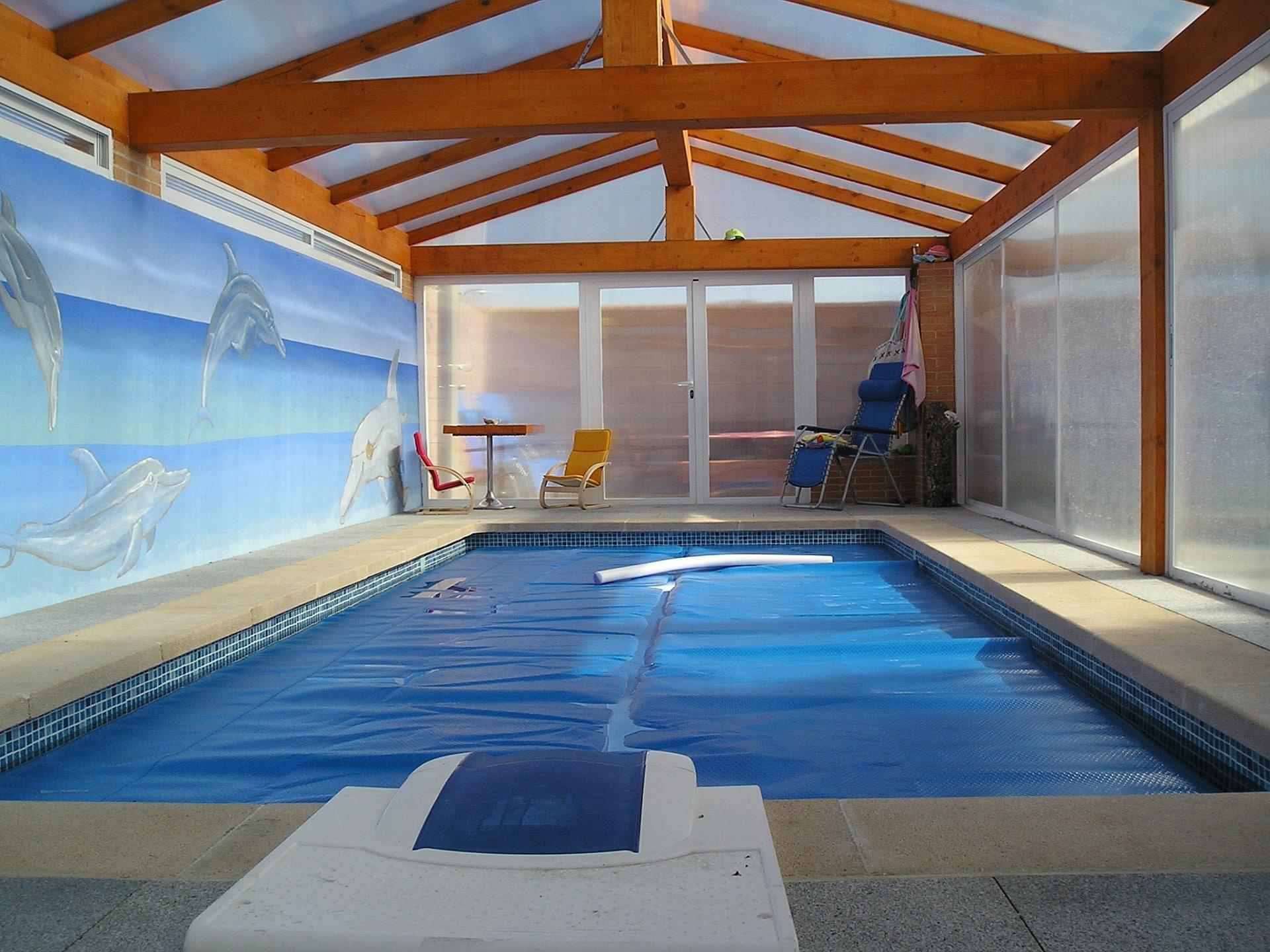 o hacer una piscina de obra con ladrillos