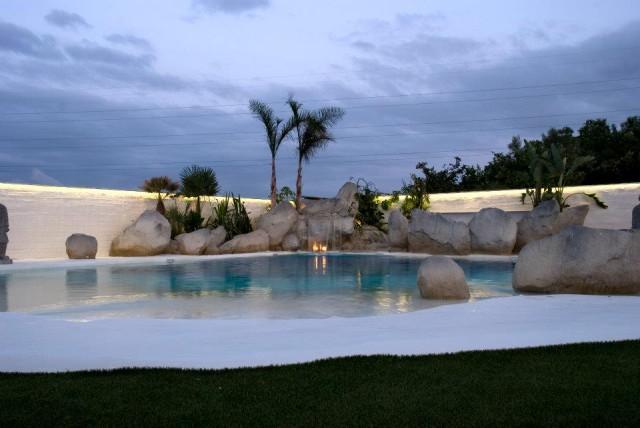 Como hacer piscina de arena de playa o compactada for Hacer piscina economica