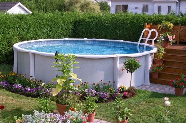 Como hacer una piscina peque a en el jard n en pocos pasos for Como hacer una piscina economica