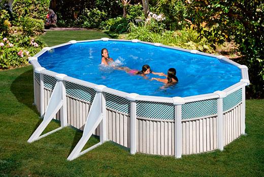 Como hacer piscina casera for Como hacer una piscina economica
