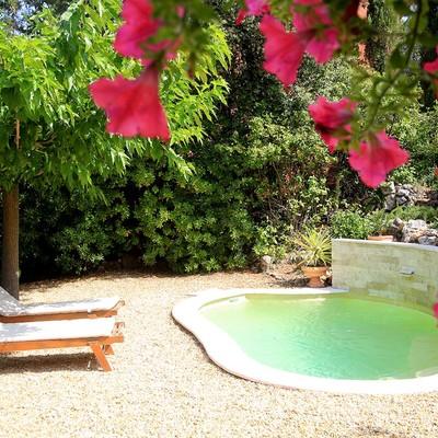 Como hacer una piscina peque a en el jard n en pocos pasos - Materiales para hacer una piscina ...