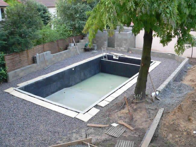 Como hacer una piscina ecol gica paso a paso sencillo for Construccion de piscinas de concreto
