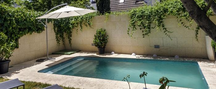 Como hacer pileta de ladrillos en simples pasos rapidamente for Como hacer una piscina climatizada