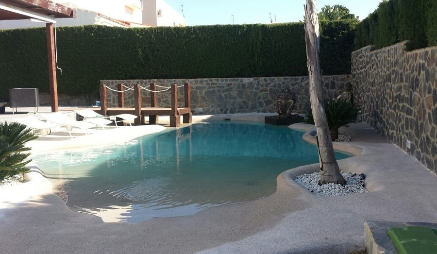Como hacer piscinas de arena for Como hacer una piscina barata