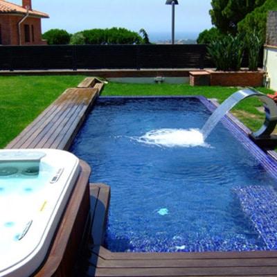 Como hacer una piscina de obra con ladrillos for Como hacer una piscina barata
