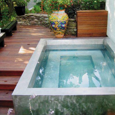 Como hacer una piscina peque a en casa en sencillos pasos for Cuanto cuesta hacer una alberca en casa