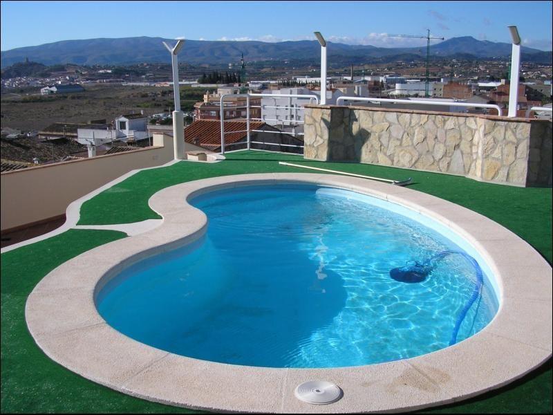 Como hacer una alberca economica y prefabricada for Como hacer una piscina