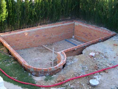 Como hacer una piscina artesanal - Como construir piscina ...