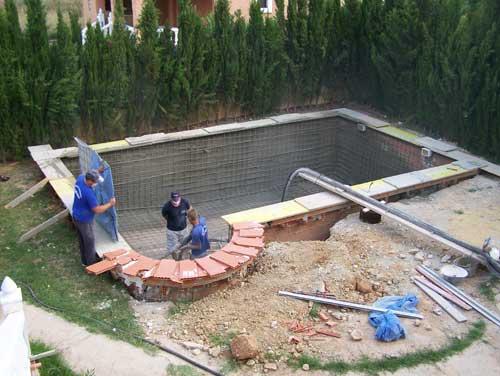 Como fabricar una piscina latest como hacer piscina for Como hacer una piscina economica