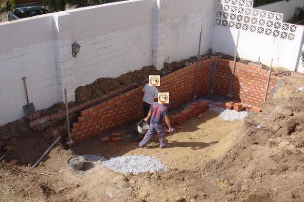 Como hacer piscinas de arena for Como construir una alberca